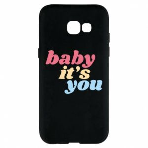 Etui na Samsung A5 2017 Baby it's you