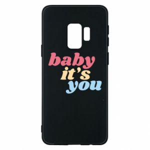 Etui na Samsung S9 Baby it's you