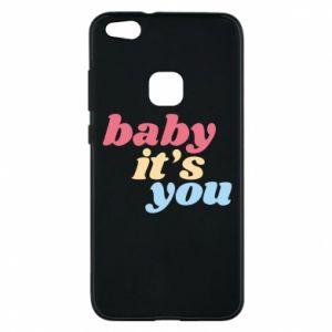 Etui na Huawei P10 Lite Baby it's you