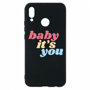Etui na Huawei P20 Lite Baby it's you