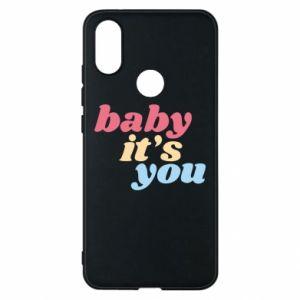 Etui na Xiaomi Mi A2 Baby it's you
