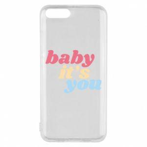 Etui na Xiaomi Mi6 Baby it's you