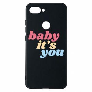Etui na Xiaomi Mi8 Lite Baby it's you