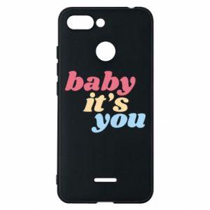 Etui na Xiaomi Redmi 6 Baby it's you