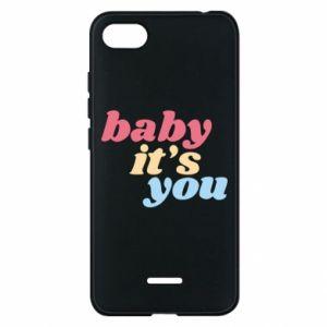 Etui na Xiaomi Redmi 6A Baby it's you
