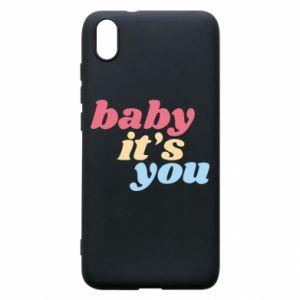 Etui na Xiaomi Redmi 7A Baby it's you