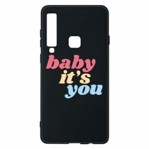 Etui na Samsung A9 2018 Baby it's you