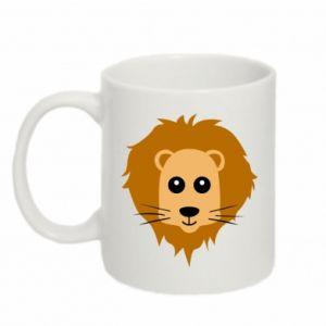 Mug 330ml Baby lion