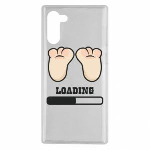 Etui na Samsung Note 10 Baby loading