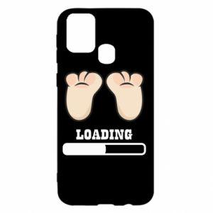 Etui na Samsung M31 Baby loading
