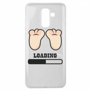 Etui na Samsung J8 2018 Baby loading