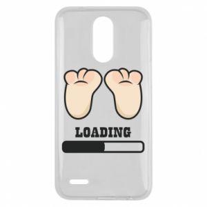 Etui na Lg K10 2017 Baby loading