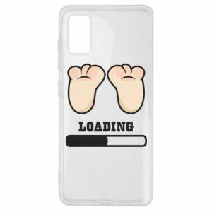 Etui na Samsung A41 Baby loading