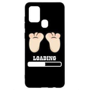 Etui na Samsung A21s Baby loading