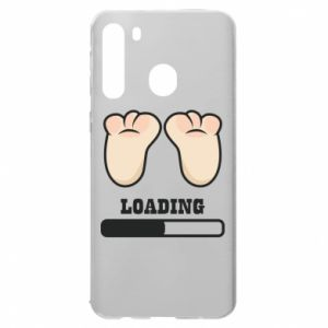 Etui na Samsung A21 Baby loading