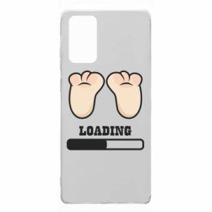 Etui na Samsung Note 20 Baby loading
