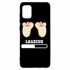 Etui na Samsung A31 Baby loading