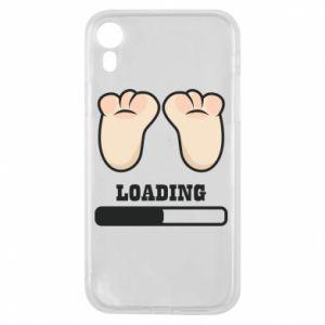 Etui na iPhone XR Baby loading