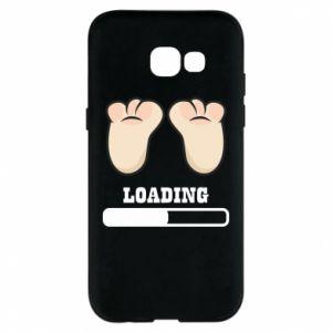 Etui na Samsung A5 2017 Baby loading