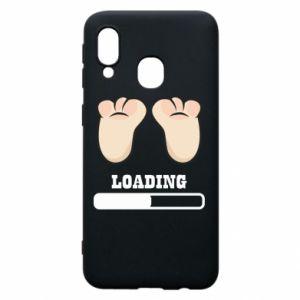 Etui na Samsung A40 Baby loading
