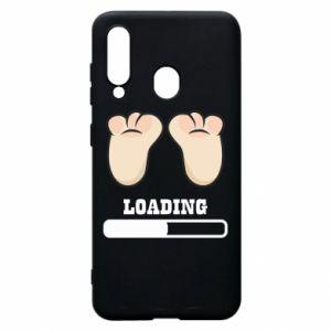 Etui na Samsung A60 Baby loading