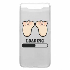 Etui na Samsung A80 Baby loading