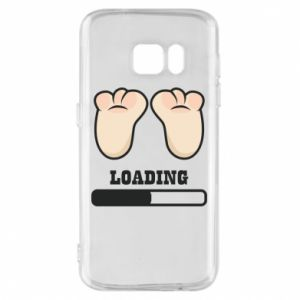 Etui na Samsung S7 Baby loading