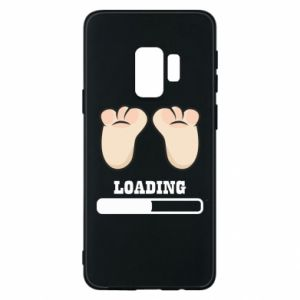Etui na Samsung S9 Baby loading