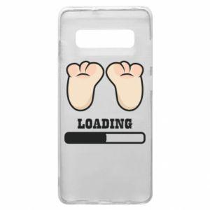 Etui na Samsung S10+ Baby loading