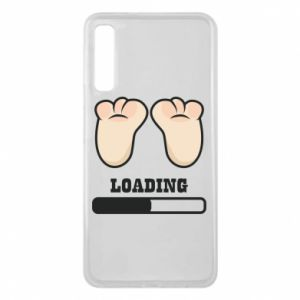 Etui na Samsung A7 2018 Baby loading