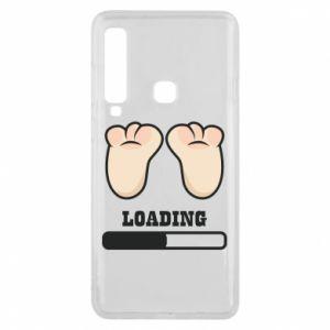 Etui na Samsung A9 2018 Baby loading