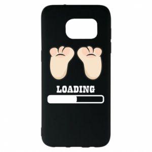 Etui na Samsung S7 EDGE Baby loading