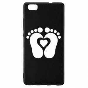 Huawei P8 Lite Case Baby love