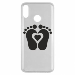 Huawei Y9 2019 Case Baby love