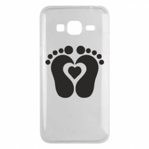 Samsung J3 2016 Case Baby love