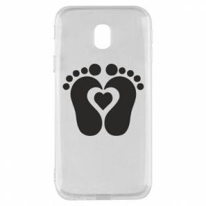Samsung J3 2017 Case Baby love