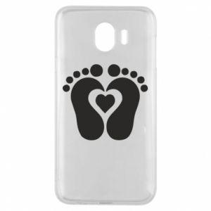 Samsung J4 Case Baby love