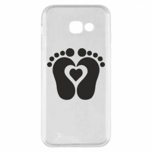 Samsung A5 2017 Case Baby love