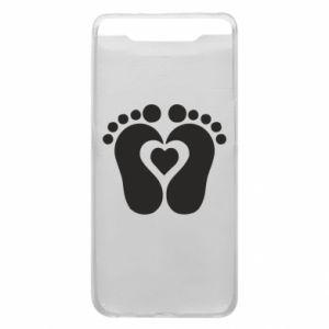Samsung A80 Case Baby love