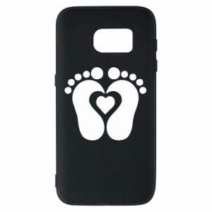 Samsung S7 Case Baby love
