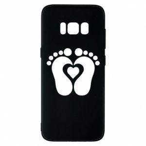 Samsung S8 Case Baby love