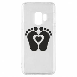 Samsung S9 Case Baby love