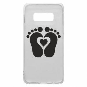 Samsung S10e Case Baby love