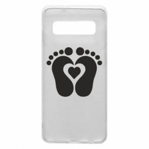 Samsung S10 Case Baby love