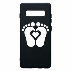 Samsung S10+ Case Baby love