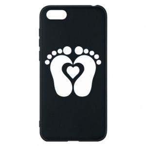 Huawei Y5 2018 Case Baby love