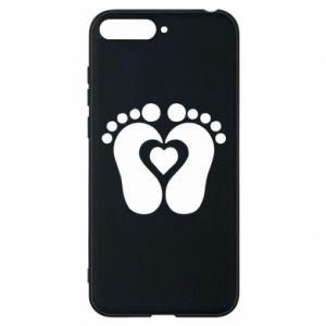 Huawei Y6 2018 Case Baby love