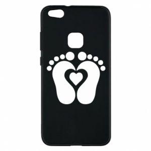 Huawei P10 Lite Case Baby love