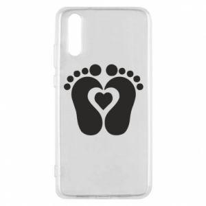 Huawei P20 Case Baby love