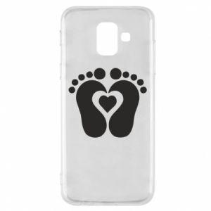 Samsung A6 2018 Case Baby love